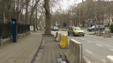 Des alternatives proposées pour remplacer les blocs de béton sur le boulevard Brand Whitlock