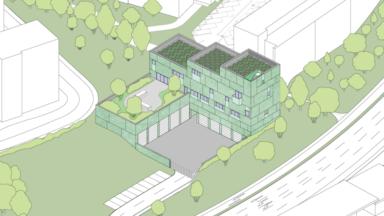 Un permis d'urbanisme déposé pour une nouvelle caserne de pompiers à Ixelles