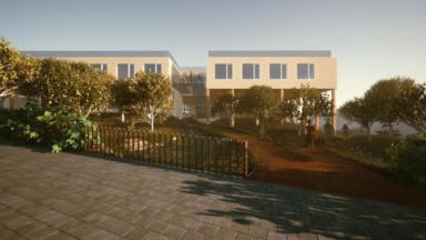 Une extension à l'Athénée des Pagodes sera construite à partir de 2023