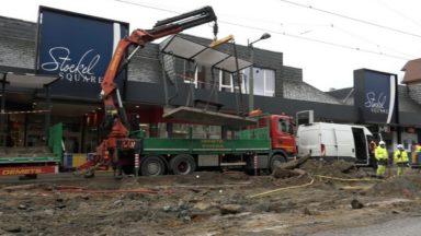 Woluwe-Saint-Pierre : les trams 39 interrompus entre Stockel et Ban-Eik suite à un chantier