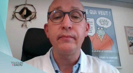 Dr Thomas Orban Société des médecins généralistes - Interview BX1+ 11012021