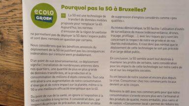 Berchem-Sainte-Agathe : une tribune d'Ecolo-Groen dans le journal municipal suscite des remous