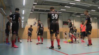 Saison blanche pour les clubs bruxellois de futsal : des difficultés financières en vue