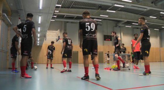 Futsal Jette - Illustration BX1