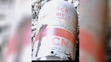 Ixelles : une grenade lacrymogène retrouvée sur le campus de la Plaine