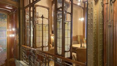 L'Hôtel Solvay sera ouvert au grand public à partir du 23 janvier