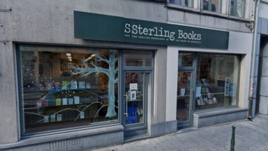 Bruxelles : la librairie anglophone Sterling Books va fermer le 7 février