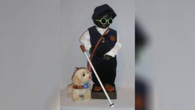 Journée mondiale du braille : Manneken-Pis rend hommage à son créateur