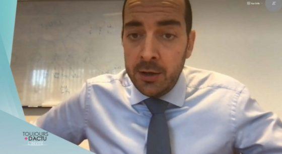 Mathieu Michel - Interview Radio BX1+ - 13012021