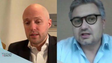 """Plan de relance : Ecolo, DéFI, MR et cdH jugent le partage des fonds """"défavorable"""" à Bruxelles"""