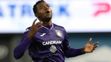 Football : le RSC Anderlecht prête Mustafa Bundu au FC Copenhague