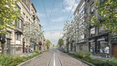 Schaerbeek : l'avenue Princesse Elisabeth bientôt réaménagée pour les trams, cyclistes et piétons