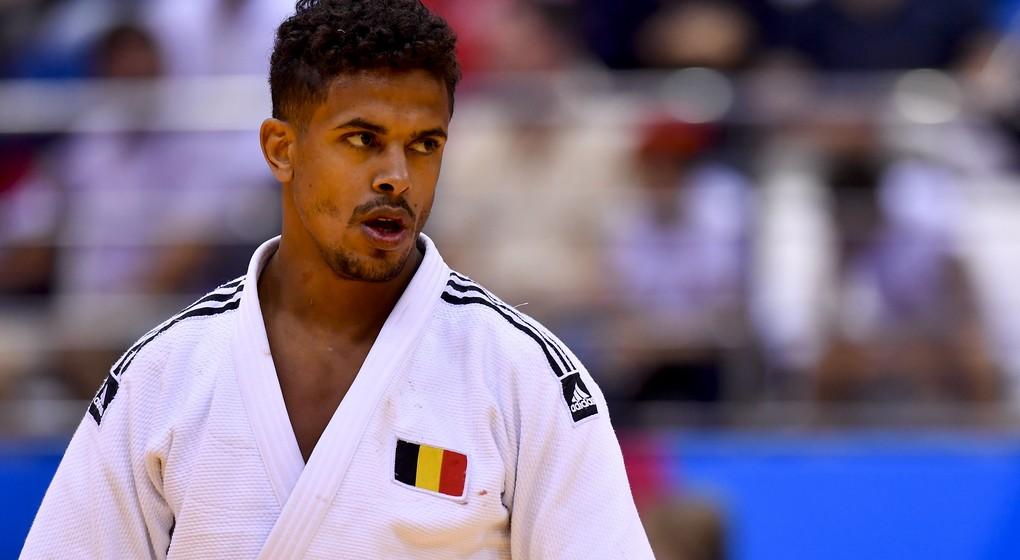 Sami Chouchi Judo - BElga Dirk Waem