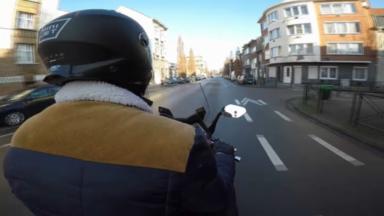 Zone 30 : certains motards en difficulté