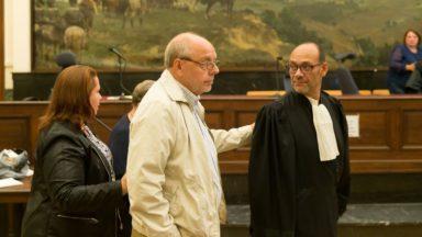 Assassinat de Marc Dellea : le procès en appel de l'ex-député Christian Van Eyken et de son épouse démarre