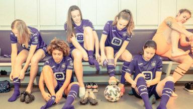 RSC Anderlecht : Telenet devient le nouveau partenaire principal de l'équipe féminine