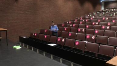 ULB : les étudiants veulent retrouver les auditoires