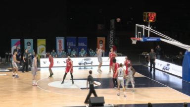 Basket : le Brussels s'incline (62-83) face à Ostende