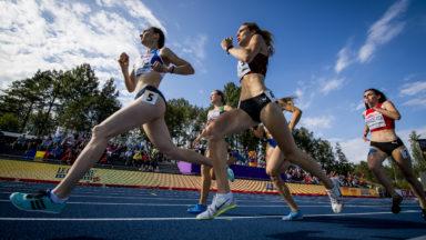 Privé de piste, les athlètes du White Star s'entraînent comme ils peuvent