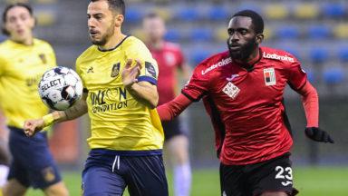 BX1 diffusera en direct Union Saint-Gilloise-Mouscron et Malines-RWDM en 1/16e de finale de la Coupe de Belgique