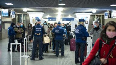 Retour de zone rouge : vers des amendes pour les voyageurs qui ne se font pas tester