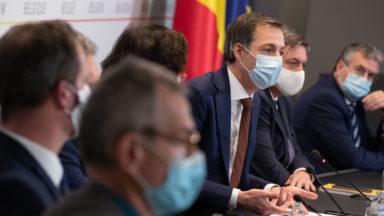 Codeco : des mesures prévues pour enrayer la propagation du virus