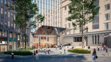 Ixelles : le square du Bastion va être réaménagé et végétalisé