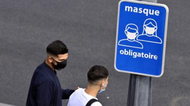 """Masque obligatoire : un juge bruxellois l'estime """"inconstitutionnel"""""""