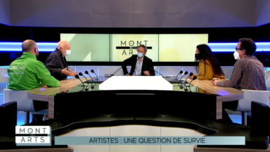 Mont des Arts – Artistes : une question de survie