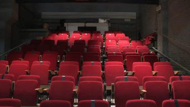 Saint-Gilles : rideau pour le théâtre Poème
