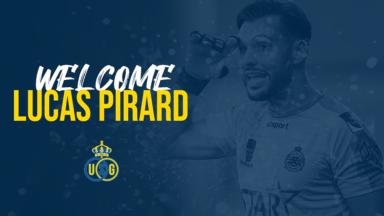 Union Saint-Gilloise : Lucas Pirard rejoint les filets du club bruxellois