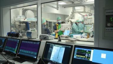 UZ Brussel : la chirurgie du futur au bout des doigts