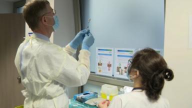 Vaccination : la campagne démarre pour de bon ce mardi dans les maisons de repos