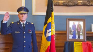 Police : Luc Ysebaert, un nouveau chef de corps pour Bruxelles-Ouest