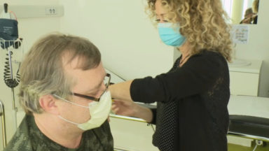 Le vaccin CureVac testé sur des volontaires à Bruxelles