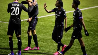 Anderlecht se qualifie pour la demi-finale de la Coupe de Belgique