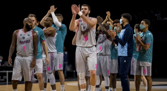Brussels Basket Joie Équipe Décembre 2020 - Belga Jasper Jacobs