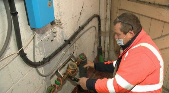 Canalisation d'eau gelée Vivaqua Intervention - Capture BX1