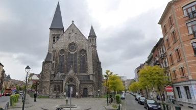 Anderlecht : l'église St. François-Xavier réaffectée en infrastructure culturelle et sportive