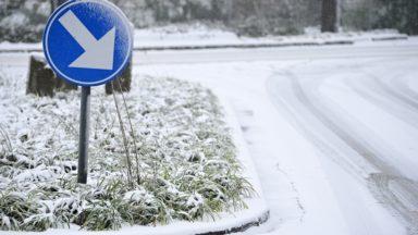 Attention aux plaques de glace prévues sur tout le pays la nuit prochaine