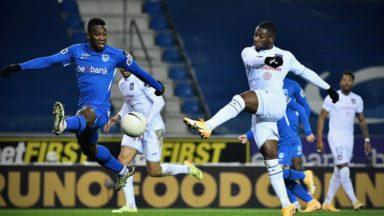 Football : le RSC Anderlecht retrouve le Top 4 grâce à un succès à Genk (1-2)