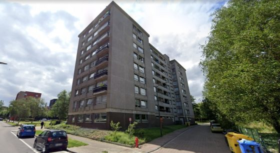 Esseghem 2 3 Logements sociaux Rue Jules Lahaye - Capture Google Street View