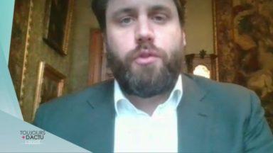 """Fabian Maingain : """"Il est urgent de travailler à des protocoles de sortie pour rouvrir l'horeca"""""""