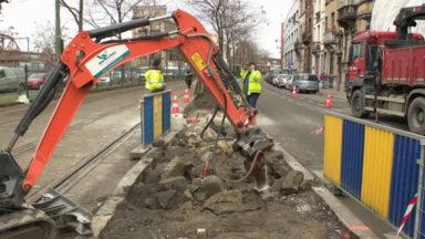 Verdurisation de la Région bruxelloise : les travaux ont commencé avenue Van Volxem