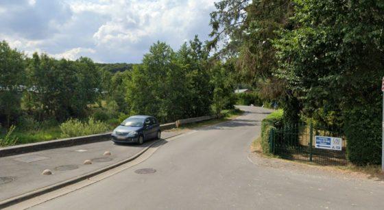 Hotton Camping Eau-Zone Ixellois Disparu - Google Street View