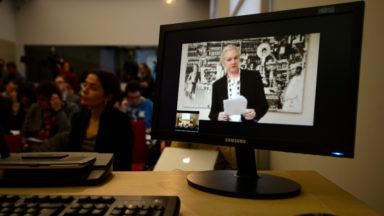 Un collectif de juristes bruxellois demande à la Ville de Bruxelles d'adopter Julian Assange