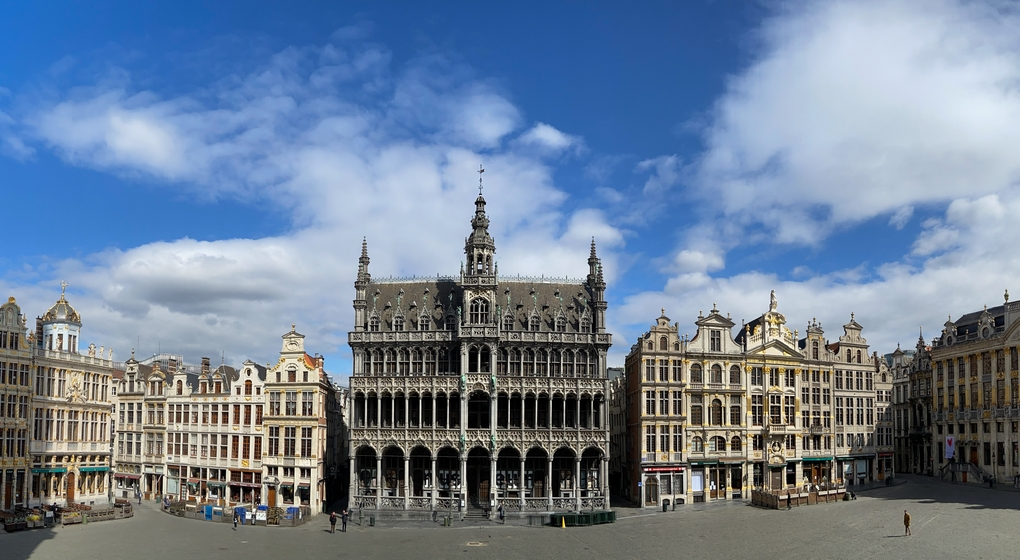 Maison du Roi Grand Place Bruxelles - Belga Benoit Doppagne