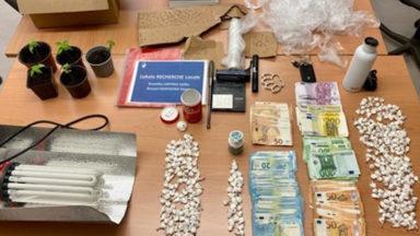 Laeken : arrestation de deux frères actifs dans la vente de cocaïne