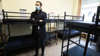 Sammy Mahdi augmente le délai et le nombre de places en quarantaine en centre fermé