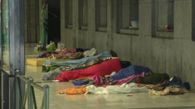 Plan grand froid : les alternatives mises en place pour les sans-abris à Bruxelles